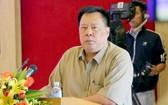慶和省資源與環境廳長武晉泰。(圖源:安平)