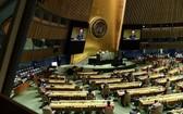 第七十五屆聯合國大會當地時間15日在紐約聯合國總部開幕。(圖源:聯合國)