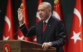 土耳其總統埃爾多安。(圖源:AP)