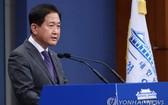 韓國國家安全保障會議(NSC)事務處長徐柱錫。(圖源:韓聯社)