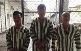 被起訴的3名嫌犯。(圖源:警方提供)
