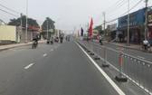蘇記街拓寬項目竣工並於昨(3)日正式投入使用。(圖源:國雄)