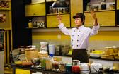 《麵包王》片中的製餅鏡頭獲精心製作。