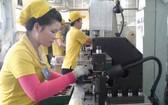 機器行業有助於促進發展越、印合作關係的發展。