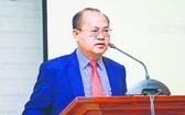 柬埔寨國家稅務副總監肯宋帕。(圖源:柬中時報)