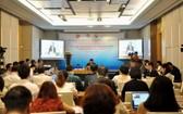 東盟-韓國各所研究機關的第二次年度戰略對話會現場。(圖源:PV)