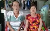梁永強夫婦求助後續醫藥費。