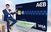 ACB Visa企業借記卡。(圖源:ACB)