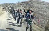 阿塞拜疆軍隊在納卡地區挺進。(圖源:互聯網)