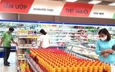 消費者選購國貨。
