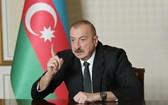 阿塞拜疆總統阿利耶夫。(圖源:Getty Images)