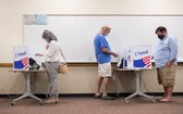 截止12日晚上,美國選民已經投了1000多萬張選票。(圖源:Getty Images)