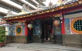 本頭公廟前殿完成修葺工作。