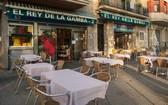 新冠肺炎疫情反覆致歐洲餐廳需關閉。(圖源:Getty Images)