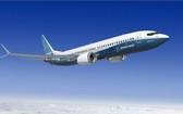 圖為波音737 Max型噴射客機。(圖源:互聯網)