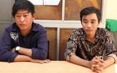 武成隆(左)與楊世興。(圖源:警方提供)