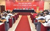 2020-2025年任期第八次市新聞工作者協會代表大會籌備會議現場。(圖源:H. Ng)