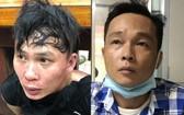 被抓獲的兩名劫匪陳嘉卿(左圖)和黎友海。(圖源:警方提供)
