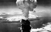 1945年8月9日,日本長崎原爆後上空出現的蘑菇雲。(圖源:PA)