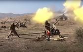 當地時間10月20日,阿塞拜疆國防部當天公佈的畫面顯示,阿塞拜疆砲兵部隊向納卡地區目標猛烈開火,阿塞拜疆方面表示,其境內部分地區當天也遭到亞美尼亞方面的砲擊。