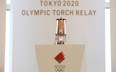 當地時間8月31日,東京奧運會聖火在日本奧林匹克博物館公開亮相。(圖源:互聯網)