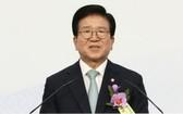 韓國國會主席朴炳錫。(圖源:Yonhap)