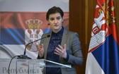 塞爾維亞共和國總理安娜‧布納比奇。(圖源:Getty Images)