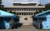 韓國統一部 4日表示,韓國將重啟韓朝邊境板門店旅遊。(圖源:互聯網)