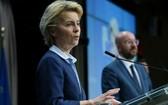 歐盟委員會主席馮德萊恩。(圖源:Getty Images)