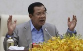 柬埔寨首相洪森。(圖源:互聯網)