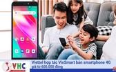廉價 4G 智能手機問世。(圖源:VHC視頻截圖)
