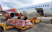 越捷加強開發貨運服務。