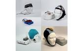 不同款式的 Amber EEG 的原型裝置。(圖源:互聯網)