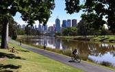 報告說,自1910年以來澳大利亞平均氣溫上升了1.44攝氏度,導致極端高溫天氣發生頻率增加。(圖源:AFP)