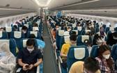 圖為機上乘客。(示意圖源:互聯網)