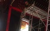 霞漳會館繼續展開二期階段的維修及加固工程。