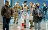 當地時間11月6日,英國政府在利物浦市嘗試實施整個城市範圍內的大規模新冠病毒檢測,當地居民不管是否有症狀,都可以接受檢測,預計整個過程將持續兩週。(圖源:AFP)