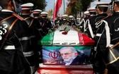 法赫里扎德的葬禮在德黑蘭舉行。 (圖源:路透社)