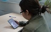 阮秋心從陌生電話號碼收到通知其賬戶獲匯入3500萬元的短信。