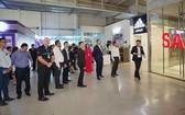 各界嘉賓出席MM Mega Market 大超市新張典禮。(圖源:阮莊)