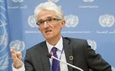 聯合國負責人道主義事務的副秘書長洛科克。(圖源:Getty Images)