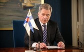 芬蘭總統紹利‧倪尼斯托。(圖源:Getty Images)