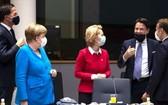 """美國政客歐洲版(Politico Europe)發佈2021年歐洲最具影響力領導人排行榜,德國總理默克爾被稱為歐洲的""""基石""""。(圖源:Getty Images)"""