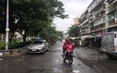 昨(10)日下午,本市突降了一場雷雨。(圖源:黎潘)