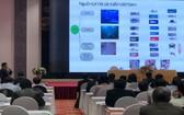 圖為2020年水產資源保護與發展計劃總結與2020年越南海洋保護區系統規劃會議現場。