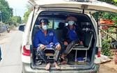 逃出隔離區的兩名男子終被尋獲並受重罰共1500萬元。(圖源:警方提供)