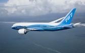 圖為一架波音787客機。