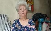 姚銀英表示年事高病痛多,醫藥費 沒法籌措。
