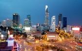 市中心夜色一瞥。(示意圖源:VNE)
