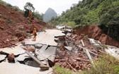 自然災害造成多方面的嚴重損失。